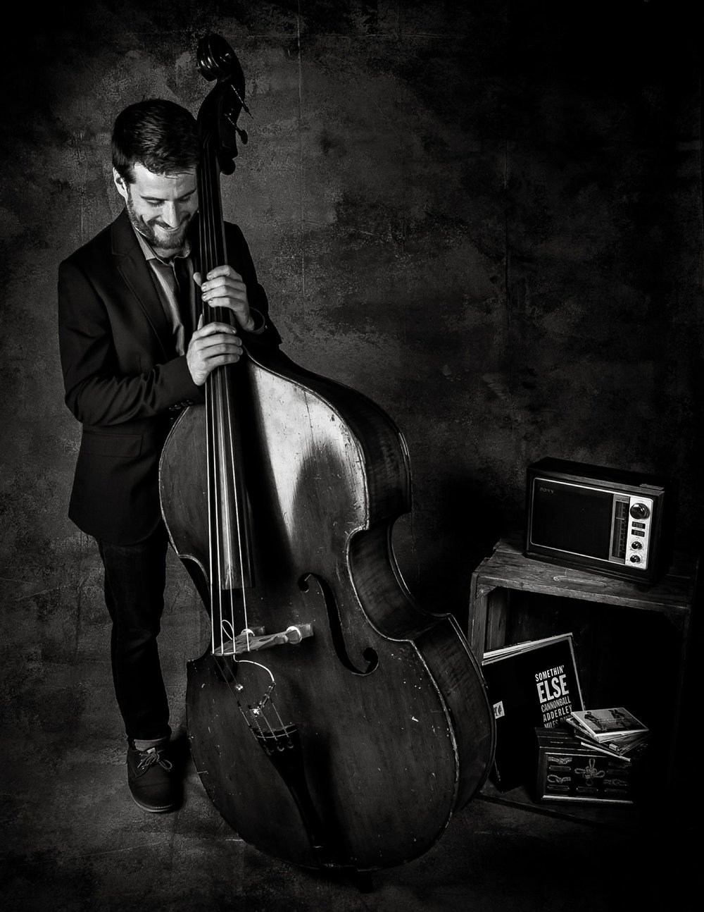 "Bassist, composer,  bandleader, and educator, - Zac Carson has developed a modern playing style that draws from the jazz tradition, incorporating many influences from rock, classical, and folk.  Currently based in Queens, NY, Zac is known for his lyrical playing, innovative compositions, and intricate grooves. Recent performance highlights include performing alongside Chris Brubeck, Randy Brecker, the band Evanescence, and the premier of Harry Connick Jr.'s musical, Happy Elf.  As a classical bassist, Zac has steadily performed with the Flagstaff Symphony, West Valley Symphony, and the San Juan Symphony.Zac's debut album, ""Between Two Worlds,"" is performed by an all-star band and showcases Zac as a composer.  The compositions surpass standard jazz forms, creating a dramatic, exciting, and powerful listening experience.  Through its expressive motifs, ""Between Two Worlds"" is a thematic cohesiveness representing the polarization of two opposing realities. Zac's most recent band, FutureShift, is a collective of progressive musician based in NYC.  Using improvisation to push the boundaries of music, FutureShift is creating an ever relevant and relatable modern jazz style."