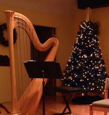 Harp Christmas Music.jpg