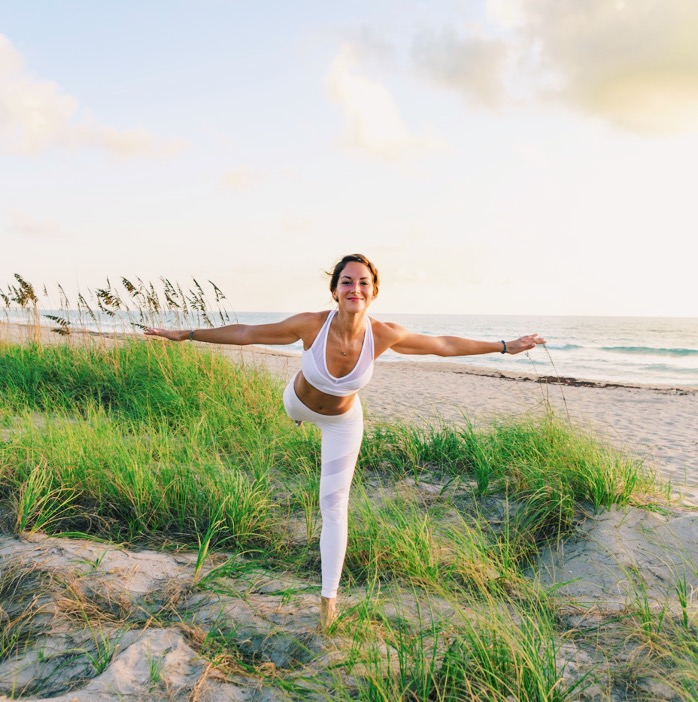 My life experiences of traveling the globe, - leaving behind the world of fashion, and delving into the field of life coaching and yoga has given me the tools to serve humanity - my ultimate dream! My deep bond with my sister, Renee, as well as my loving relationship with my family, cultivated a strong belief in the overwhelming strength of love from a very young age. This is who I am and what I live for.I am deeply grateful for all of my life experiences (both the challenging and