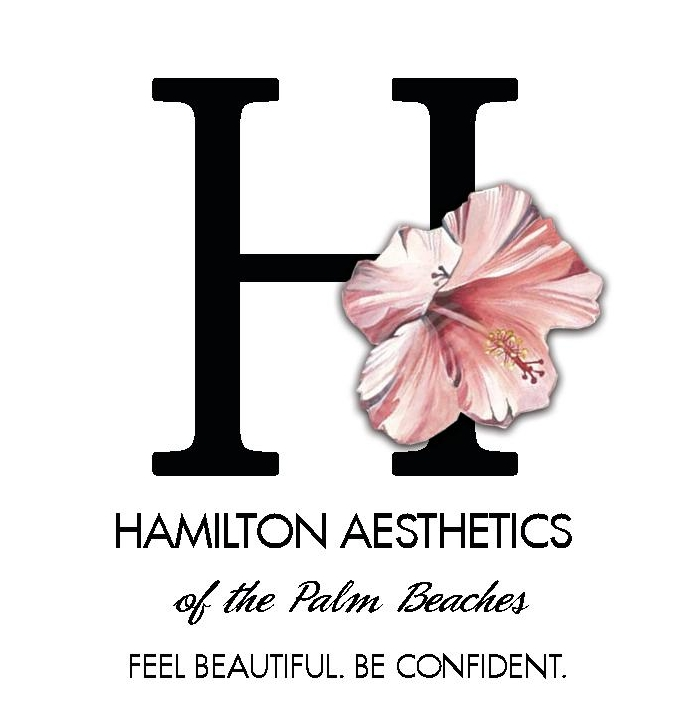 Hamilton Aesthetics of the Palm Beaches.  Feel Beautiful.  Be confident.