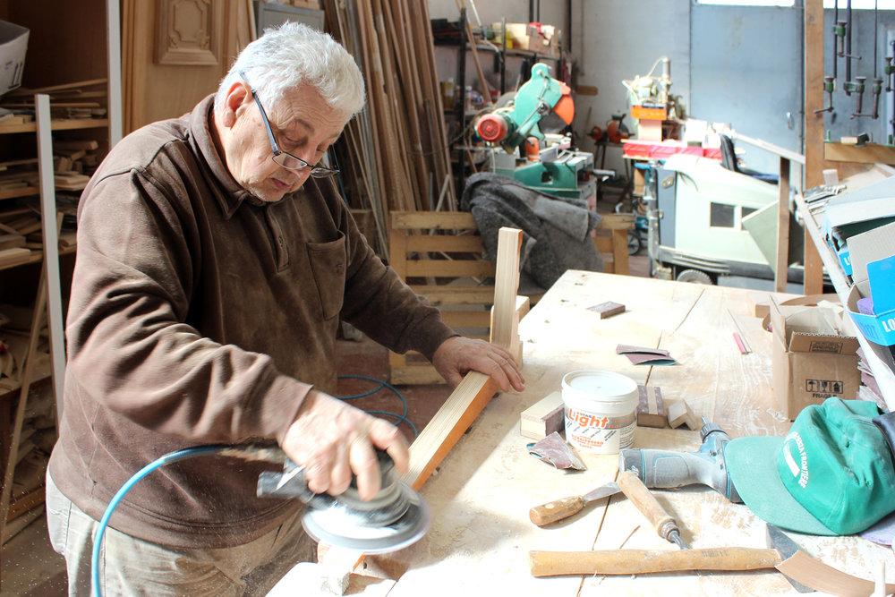 italian master craftsman