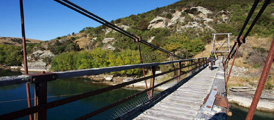 Clutha Gold & Roxburgh Gorge Trails 3 days from $430pp   -