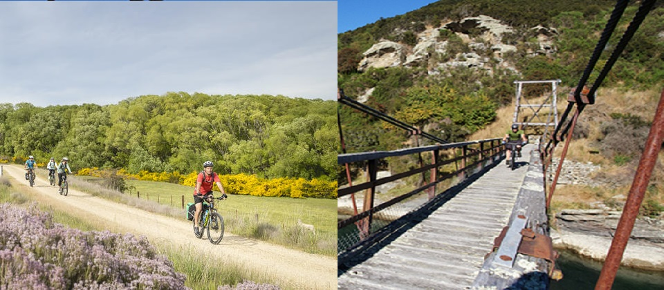Grand TourAll 3 Trails 7 days from $790pp -