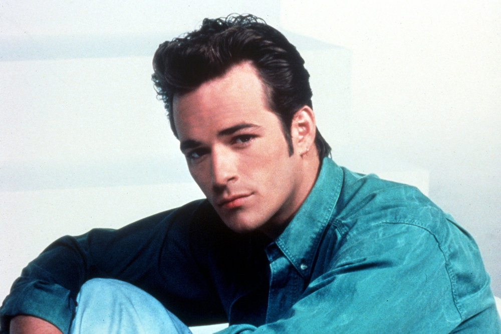 ( Rolling Stone ) Actor Luke Perry, who starred on 'Beverly Hills 90210' and 'Riverdale,' has died at the age of 52. Snap/REX/Shutterstock