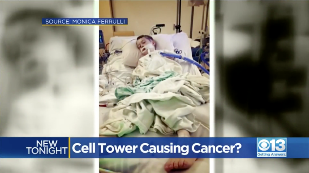( CBS Sacramento ) 10-year-old boy Mason was the second child to be diagnosed with cancer in just three years at Weston Elementary in California.