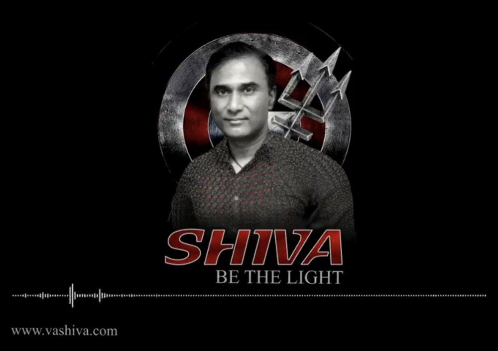 ( Dr. Shiva Ayyadurai  YouTube screenshot — podcast episode SHIVA Be The Light #5 - Climate Change: Truth. Freedom. Health.)