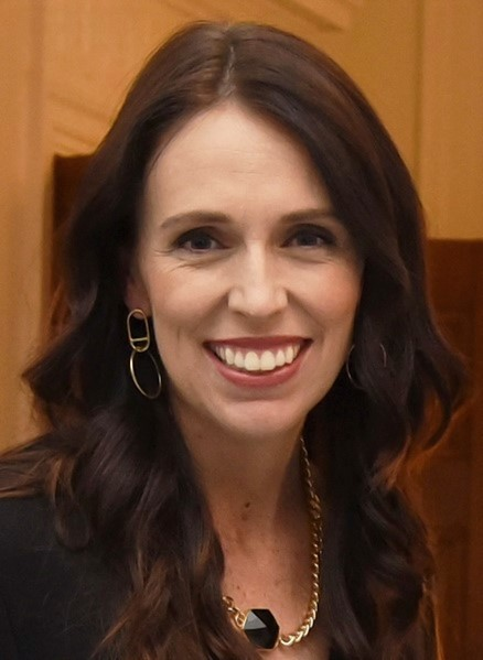 Jacinda Ardern, PM of NZ, is going for your guns in her country.