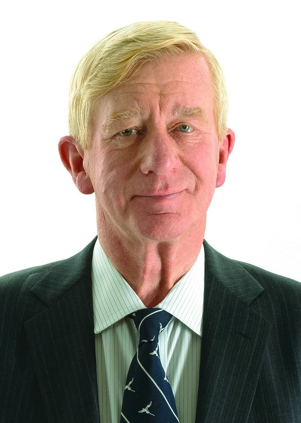 ( Wikipedia ) Bill Weld campaign portrait