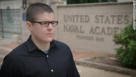 "( CNN ) Regan Kibby is a woman pretending to be a transgender man in the Navy. CNN, and MTV's VMAs promoted her and other ""transgender"" service members."
