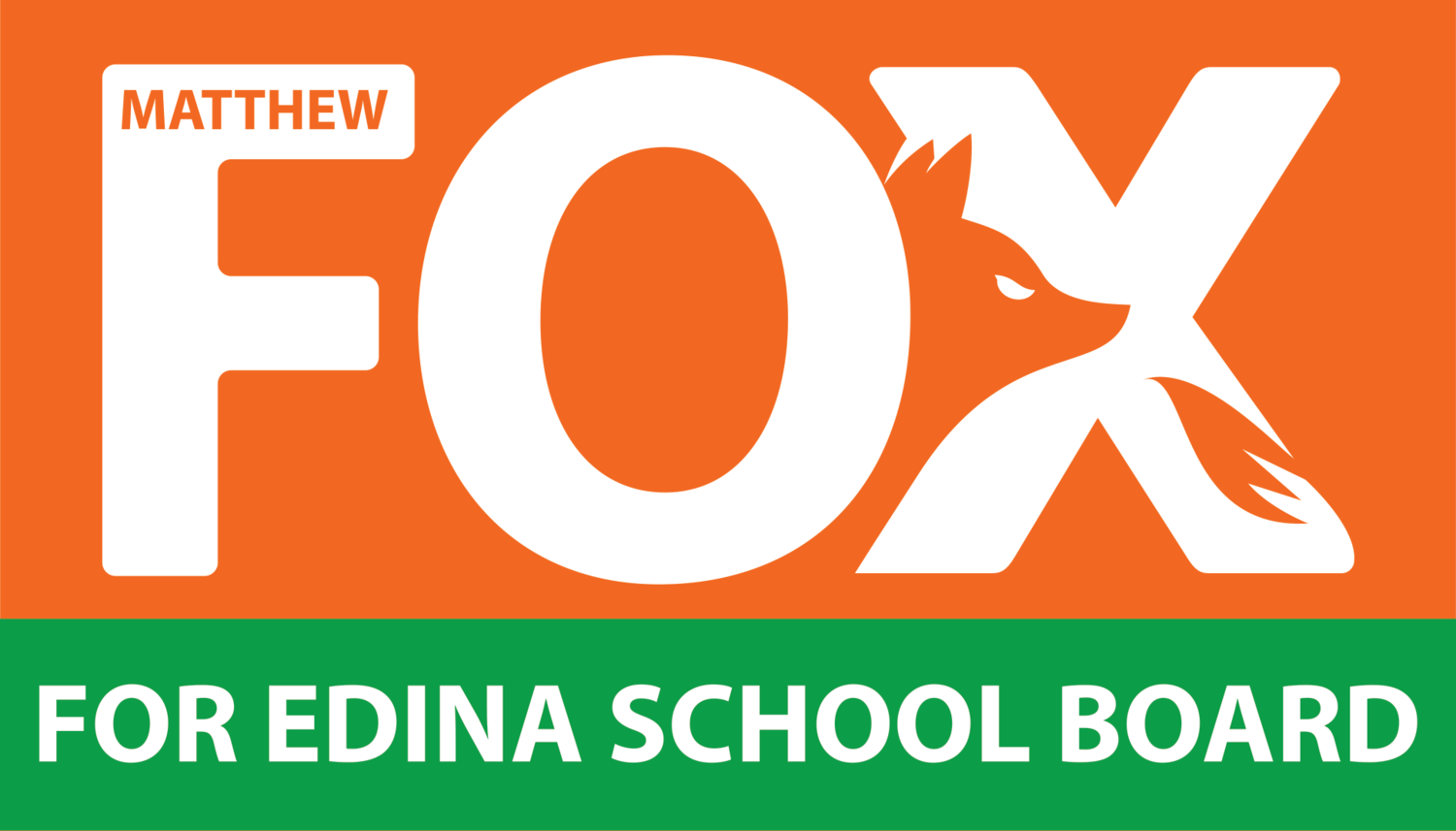 Matthew Fox for Edina School Board