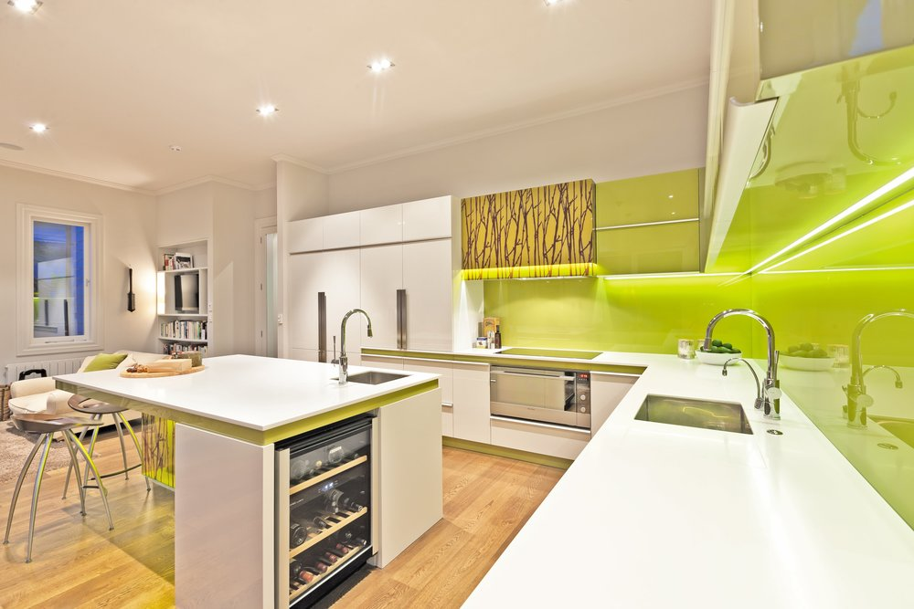 Kitchen by Mal Corboy / Photography by Kallan MacLeod