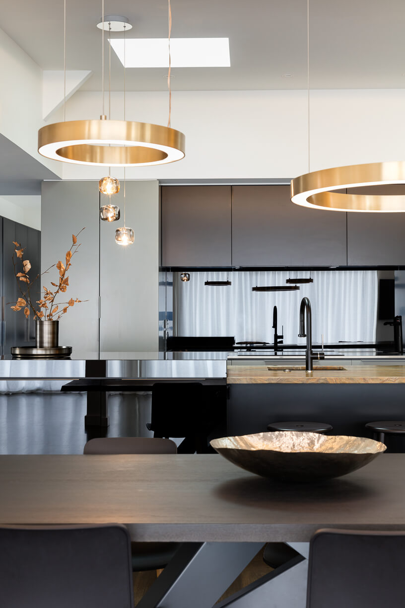 Interiors by Huset/Carlielle Kitchens