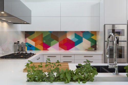 Printed Glass SPLASHBACKS -