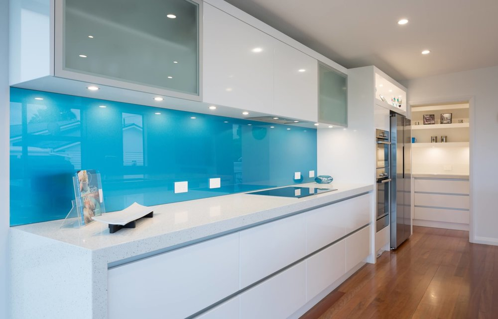 Designed by Anita Maes (Bella Cassita) for Royale Kitchens