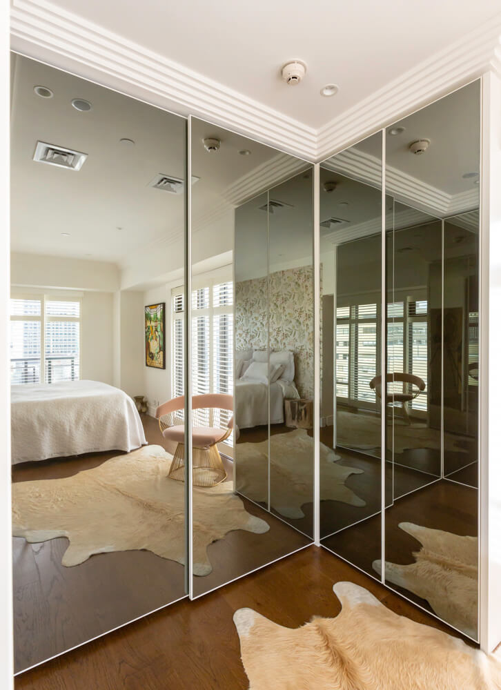 Glass Doors -