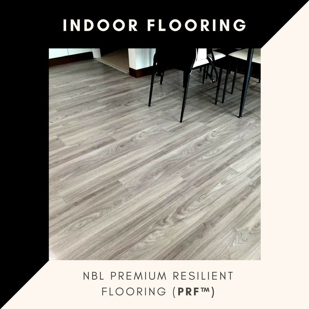 INDOOR FLOORING  Premium Resilient Flooring (PRF™) Green Label Singapore