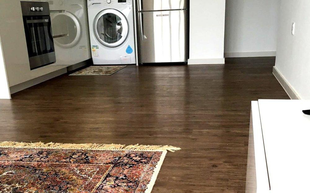 Premium Resilient Flooring - NBL 72 Rustic Grey
