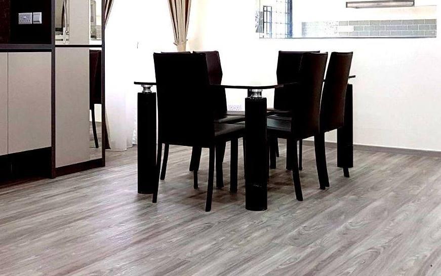 Premium Resilient Flooring - NBL 77 Platinum