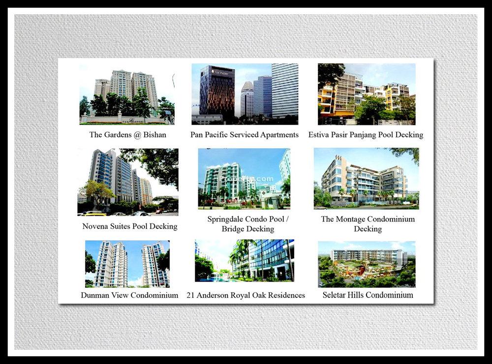 NBL & Eco Flooring MCST Projects