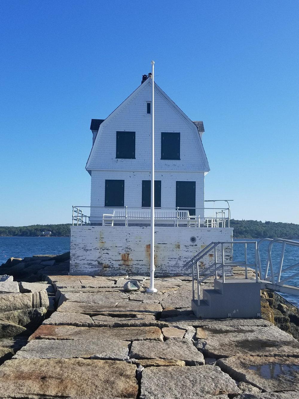 Breakwater Lighthouse