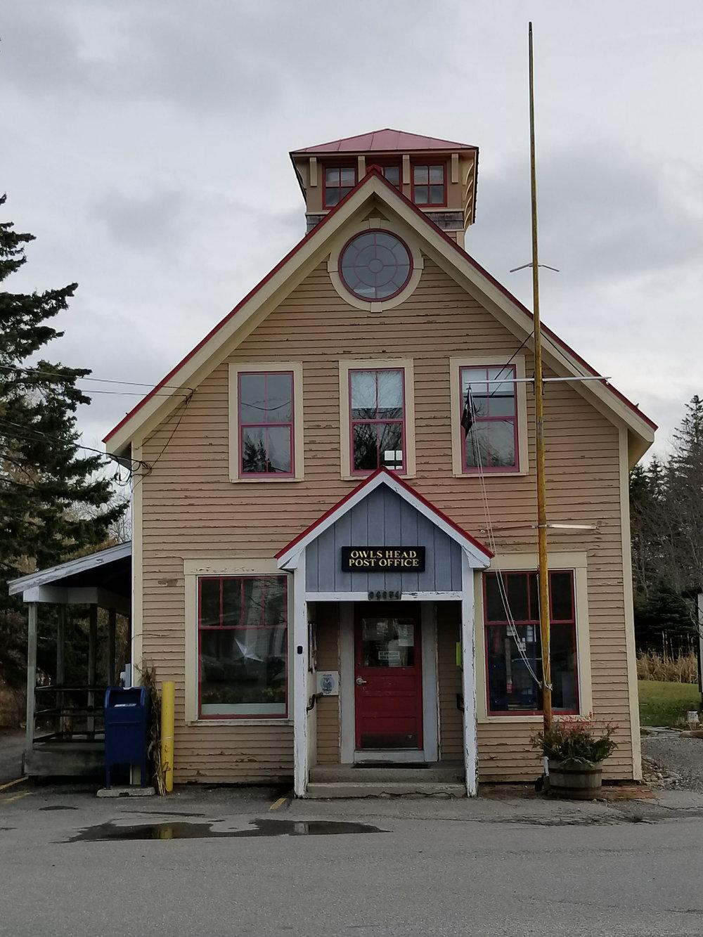 Owl's Head Post Office