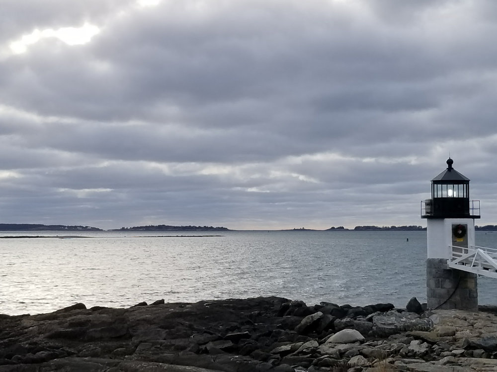 Marshall Point Lighthouse View