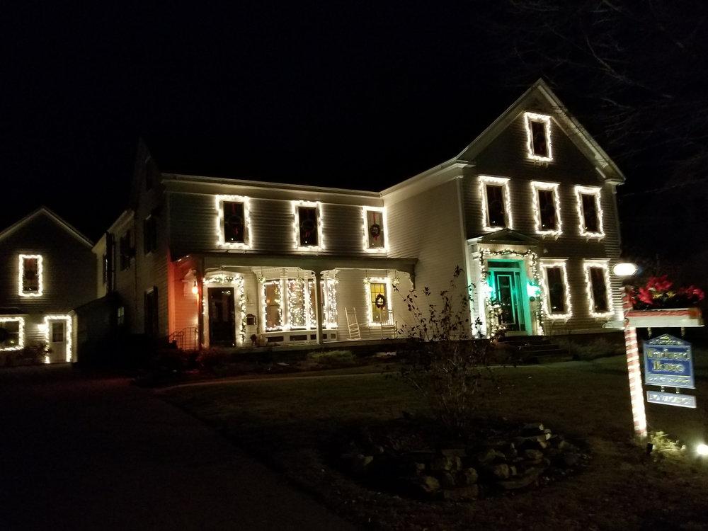 Camden Windward House Christmas