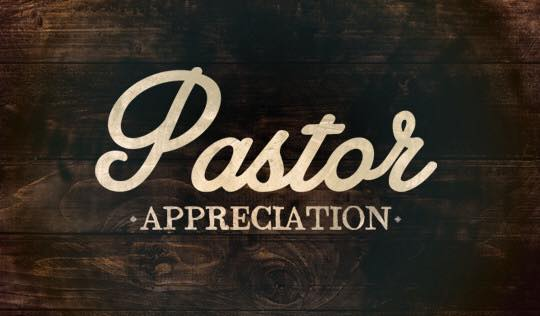Image result for pastor appreciation