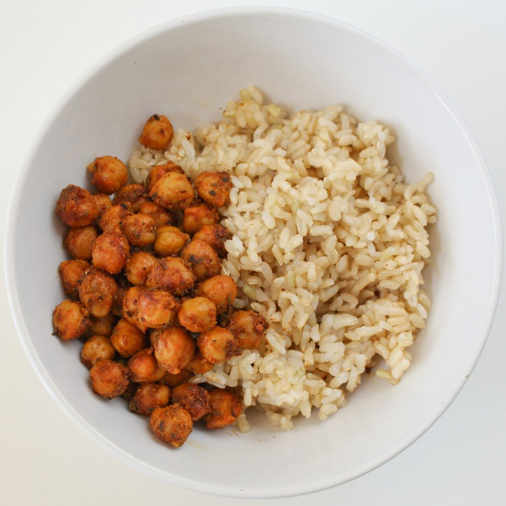 Step 2 - Plant based protein