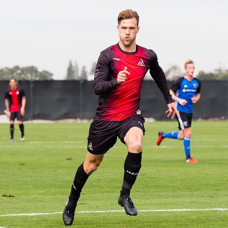 Andy Lubahn - is currently a professional soccer player for San Francisco Deltas in the North American Soccer League (NASL). Lubahn spent four years at Wake Forest University studying medicine. He spends his off time leveraging his current position following his passions in writing, medicine, and volunteering.