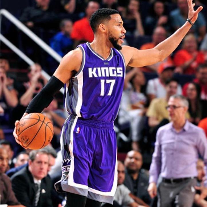 Garrett Temple - is an NBA veteran for the Sacramento Kings after an illustrious 4 year career at LSU. Temple, originally undrafted, made stops in both the NBA development league and overseas before finding a home in the NBA. Known for his strong defense and leadership, Temple is now a coveted player.