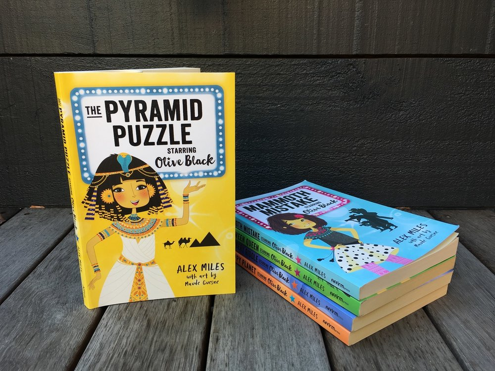 Olive Black books Pyramid Puzzle forefront.jpg