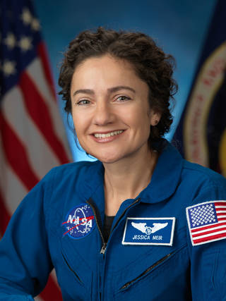 Dr. Jessica Meir     NASA Astronaut & Doctorate in Marine Biology from SIO    Tuesday, Nov. 7, 2017 -Space Assets and the Intersection with Ocean & Water Industries (8:45-9:15 am)