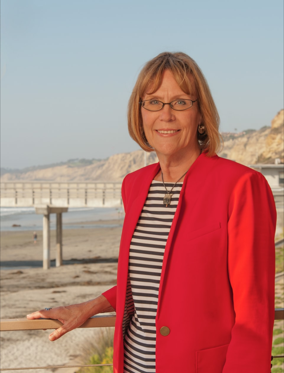 Margaret Leinen    Vice Chancellor for Marine Sciences & Director of SIO    Welcome & Overview of the Day  (8:30-8:45 am)