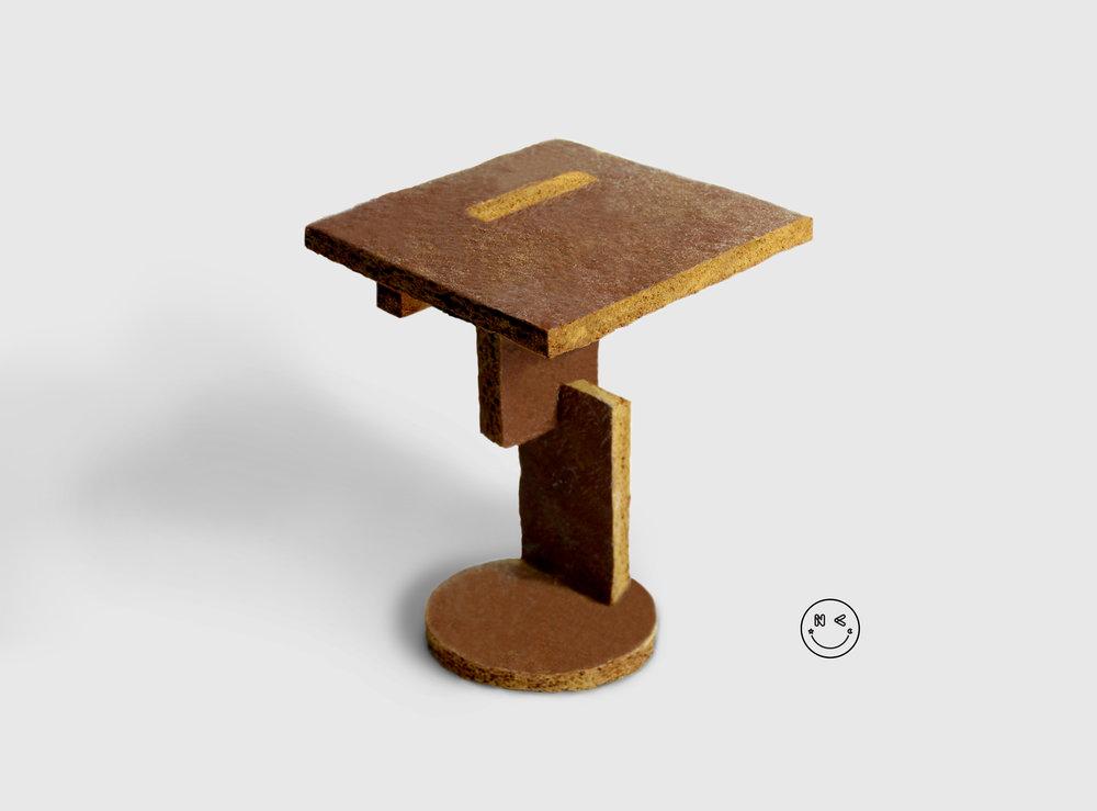 De Stijl Schroeder Table by Gerrit Reitveld