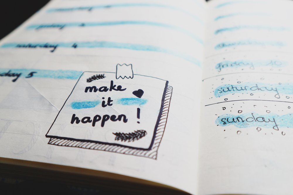 6 easy ways to get your life in order today
