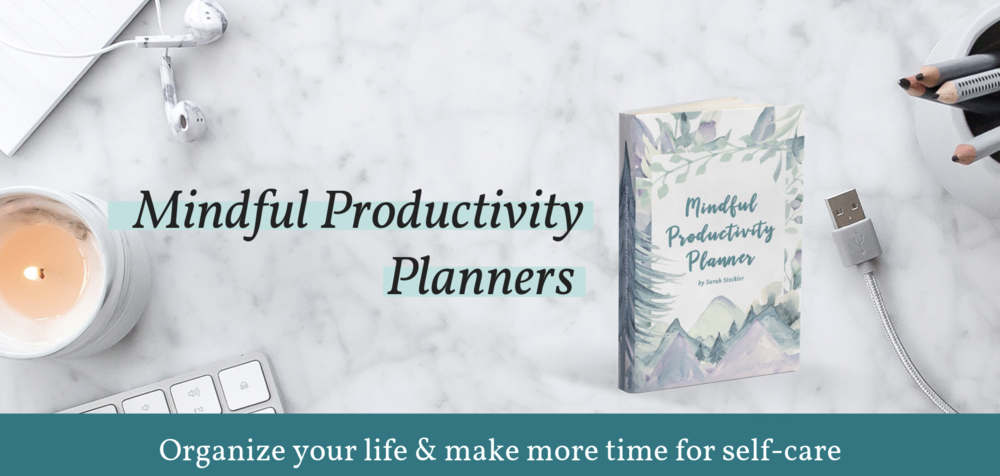 Mindful Productivity Planners