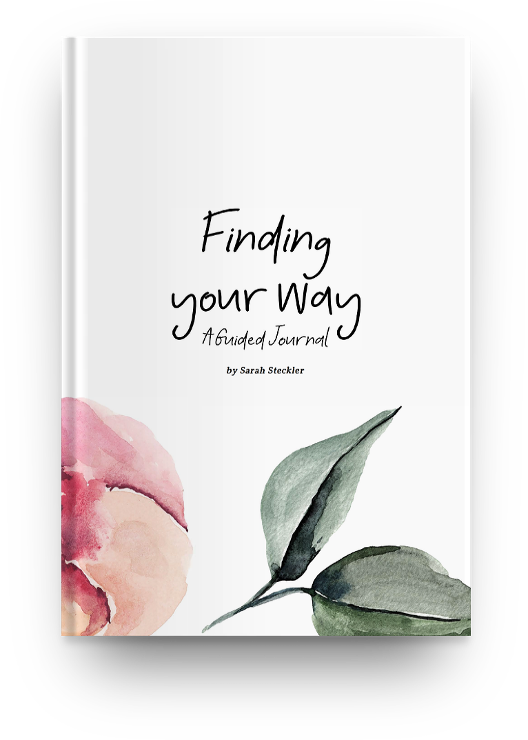 Finding Your Way: A Guided Journal