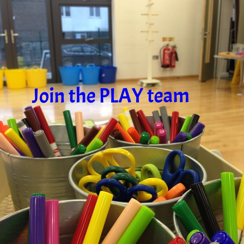 Come and work for PLAY at Saltdean