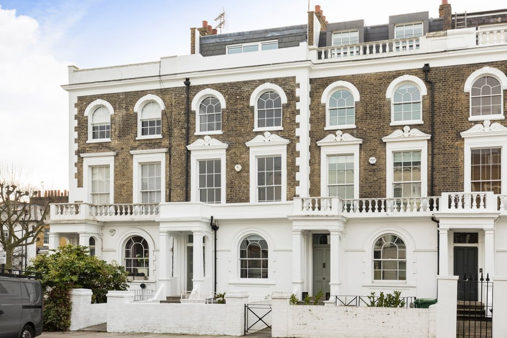 Primrose Hill Town House