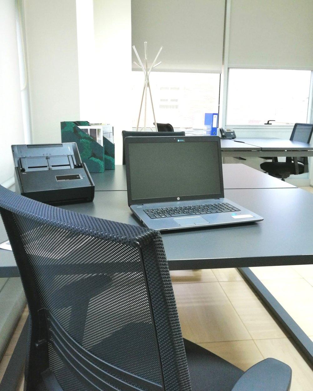 ESPACIOS DEOFICINA - —Gestiona tu negocio en nuestra amplia variedad de oficinas flexibles adaptadas a tus necesidades.DESDE 190€/MES