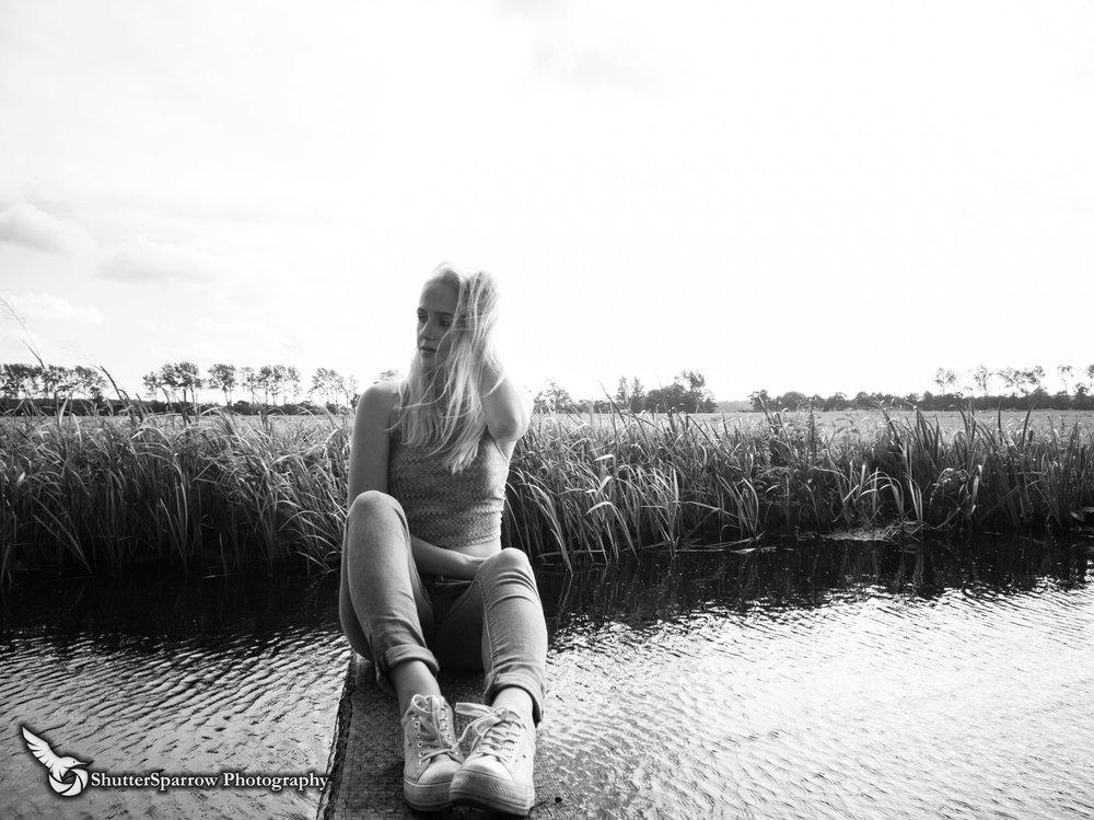 Photo by Jeroen Meijers; Model: Nikki Veerman
