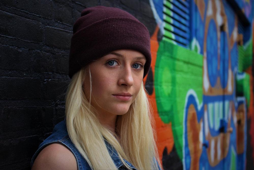 Photo by Romano van Genderen; Model: Nikki Veerman
