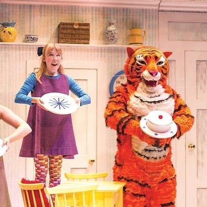 The Tiger Who Came to Tea #shortbreaks #family holidays #dogholidays #visitbath #bathuk #traveluk #Iheartbath #countrylife #somerselife #somerset #condenasttraveler #weekendgetaway #weekendaway #visitengland (photo: Michael Jean Marain)