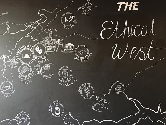 A foodie Mecca from the ethical west