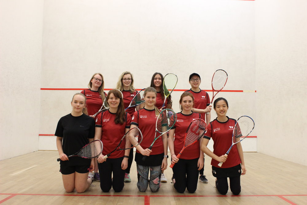 Women's Squad 2017-18