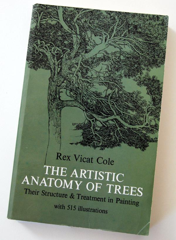 Anatomy Of Trees By Rex Vicat Cole Elizabeth Floyd