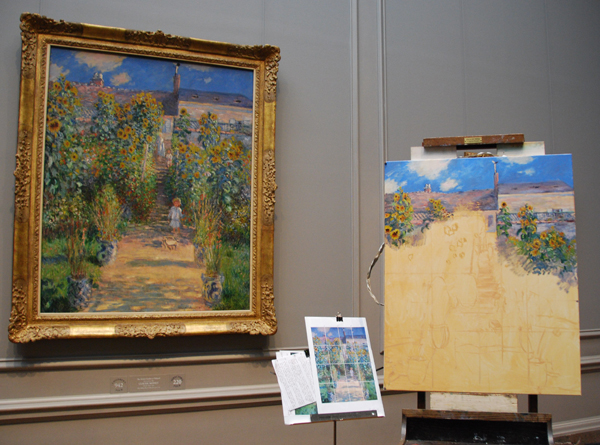 20140320 Monet Garden 01