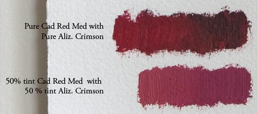 Aliz Crimson - Cad Red Med