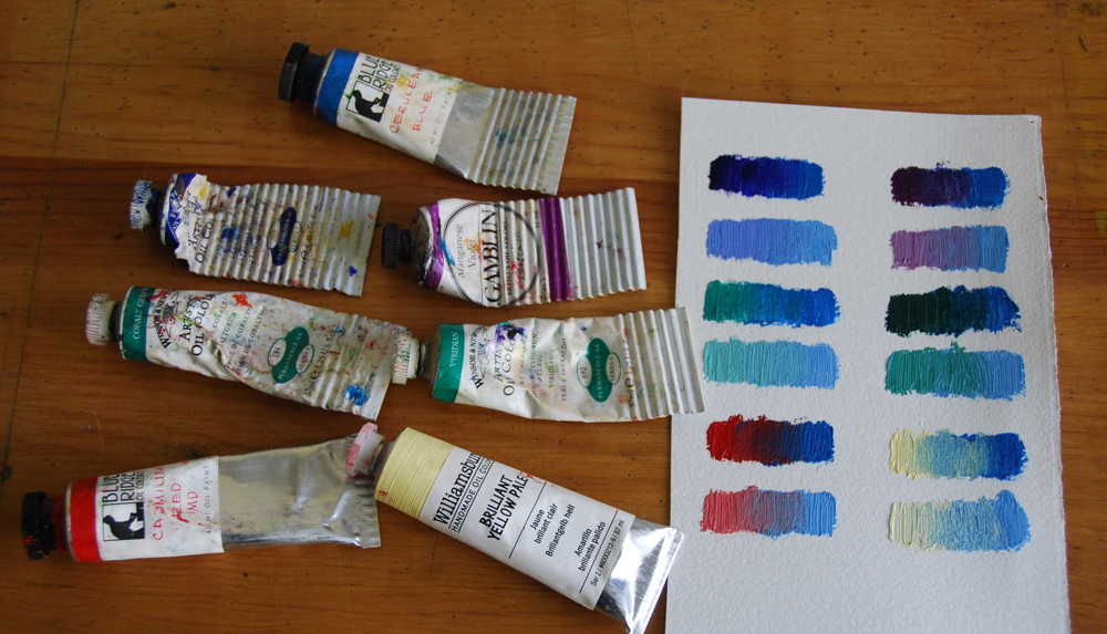 cerulean-favorite-paint-mixtures-with-tubes